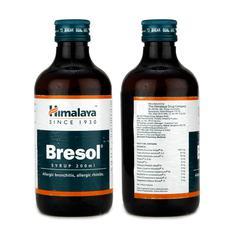 Himalaya Bresol Syrup 200 ml