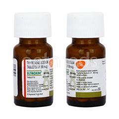 Eltroxin 88Mcg Tablet 60'S