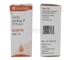 Aurotim Eye Drops 5ml