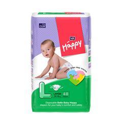 Bella Baby Happy Diapers 48's (L)