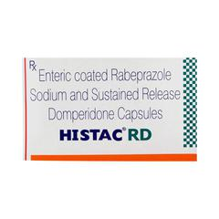 Histac RD Capsule 10'S