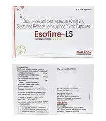 Esofine LS Capsule 10'S