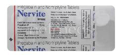 Nervite Tablet 10'S