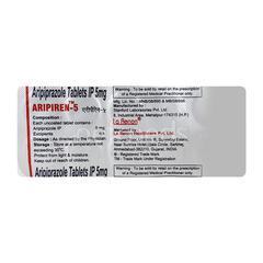 Aripiren 5mg Tablet 10'S
