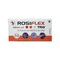 Rosiflex Trio Capsule 14'S