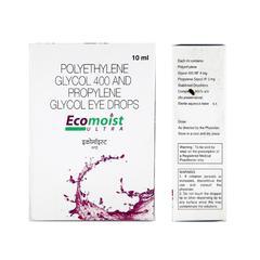 Ecomoist Ultra Eye Drops 10ml
