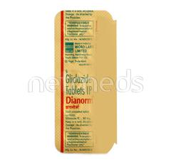 Dianorm 80mg Tablet 10'S