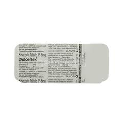 Dulcoflex Tablet 10'S