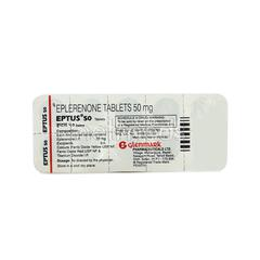 Eptus 50mg Tablet 10'S