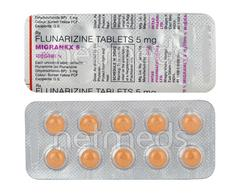 Migranex 5mg Tablet 10'S