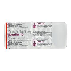 Lupila 10mg Tablet 10'S