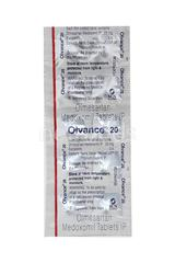 Olvance 20mg Tablet 10'S