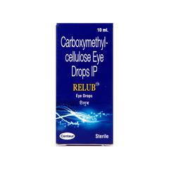 Relub Eye Drops 10ml