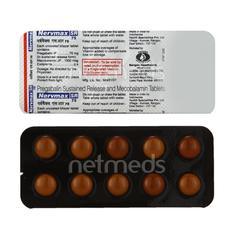 Nervmax SR 75mg Tablet 10'S