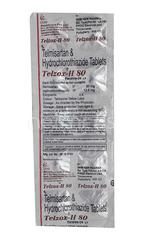 Telzox H 80mg Tablet 10'S