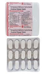 Gluconorm G4 Forte Tablet 15'S