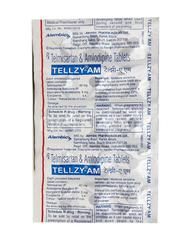 Tellzy AM 40mg Tablet 15'S
