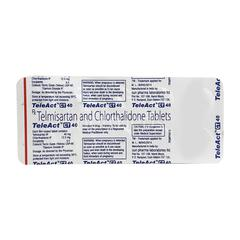 Teleact CT 40mg Tablet 10'S