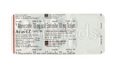 Avas EZ 10mg Tablet 10'S