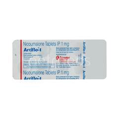 Artiflo 1mg Tablet 10'S