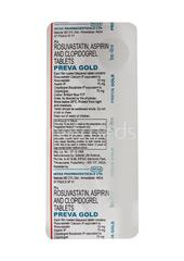 Preva Gold 10mg Tablet 10'S