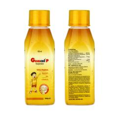 Gemcal P Suspension 150ml