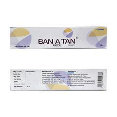 BAN A Tan Cream 50gm