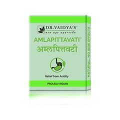Dr.Vaidya's Amlapittavati Pills 24's
