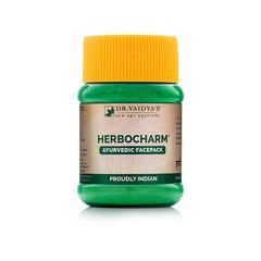 Dr.Vaidya's Herbocharm Face Pack Powder 50 gm