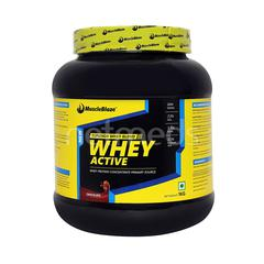 MuscleBlaze Whey Active - Chocolate 1 kg