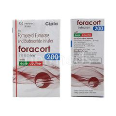 Foracort 200 Inhaler 120Md
