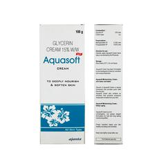 Aquasoft 15% Cream 100gm