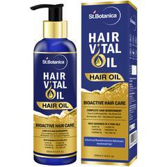 St.Botanica Hair Vital Bioactive Hair Oil 200 ml