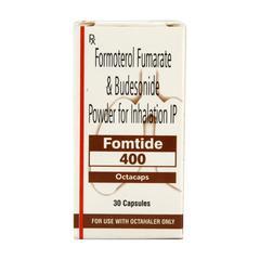 Fomtide 400 Octacap 30'S