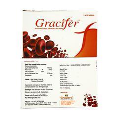 Gracifer Tablet 10'S