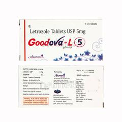 Goodova L 5mg Tablet 5'S