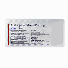 AZR 50mg Tablet 10'S