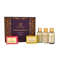 Khadi Natural Refreshing Bath Kit 1 Box