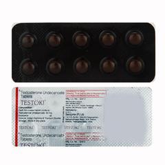 Testoki 40mg Tablet 10'S
