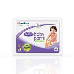 Himalaya Total Care Baby Pants (L) 28's