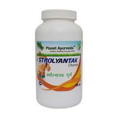 Planet Ayurveda Stholyantank Churna 200 gm