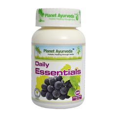 Planet Ayurveda Daily Essentials Capsules 60's