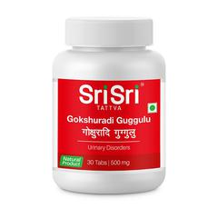 Sri Sri Tattva Gokshuradi Guggulu 500 mg Tablet 30's