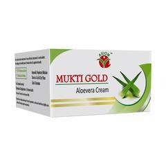 Axiom Mukti Gold Aloevera Cream 50 gm