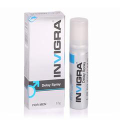 Invigra Delay Spray 12 gm