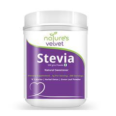 Natures Velvet Stevia Powder 300 gm