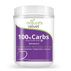 Natures Velvet 100 % Carbs Powder 1000 gm
