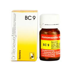 Dr. Reckeweg BC 9 Tablet 20 gm