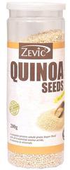 Zevic White Quinoa Seeds 200 gm