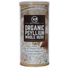 Geo-Fresh Organic Psyllium Whole Husk Powder 200 gm